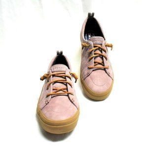 NEW Sperry Top-Sider Crest Vibe 9.5 Sneakers Pink